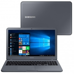 "Notebook Samsung Essentials E30 ( Core i3 / 7020u / 4GB RAM / 1TB / Windows 10 Home / Tela 15,6"") - Titanium"