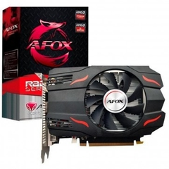 Placa de Vídeo AMD Afox Radeon RX 550 4GB DDR5 128 Bits (DVI, HDMI, DP)