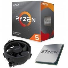 Processador AMD Ryzen 5 3600 Box (AM4 / 6 Cores / 12 Threads / 3.6GHz / 35MB Cache / Cooler Wraith Stealth) - *S/ Video