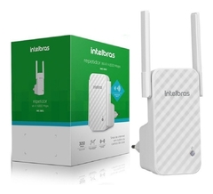Repetidor Wireless Intelbras 300mbps IWE 3001 na internet
