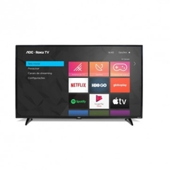 "TV Smart AOC LED 32"" 32S5195 (HDMI, USB, Wi-Fi, HD 1366 x 768)"