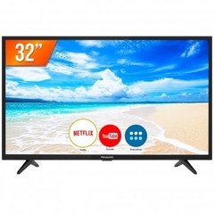"TV Smart Panasonic LED 32"" 32FS500B (HDMI, USB, Wi-Fi, Bluetooth, HD 1366 x 768)"