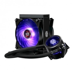 WaterCooler Gabinete Coolermaster Masterliquid PRO 120 RGB 1 Fan 120mm MLY-D12X-A20PC-R1 na internet