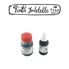 Tinta Indeleble