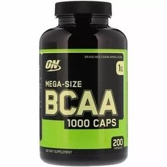 Bcaa 1000 - 200 Caps - Optimum Nutrition