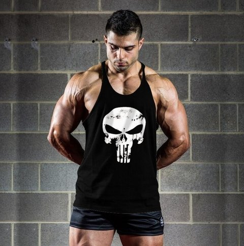 MUSCULOSA GYM PUNISHER