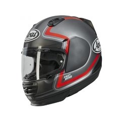 arai rebel trophy red frost