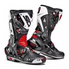 Botas Sidi Vortice Black, Red and White - comprar online