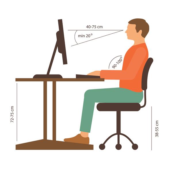 Cadeira Escritório para Empresas de Colombo PR