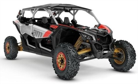 MAVERICK X3 MAX XRS TURBO SMART LOK