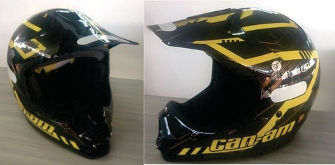 CAPACETE CAN-AM / 58