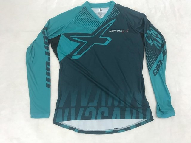 Camiseta Can-am Team Jersey - Marrsul Power Sports