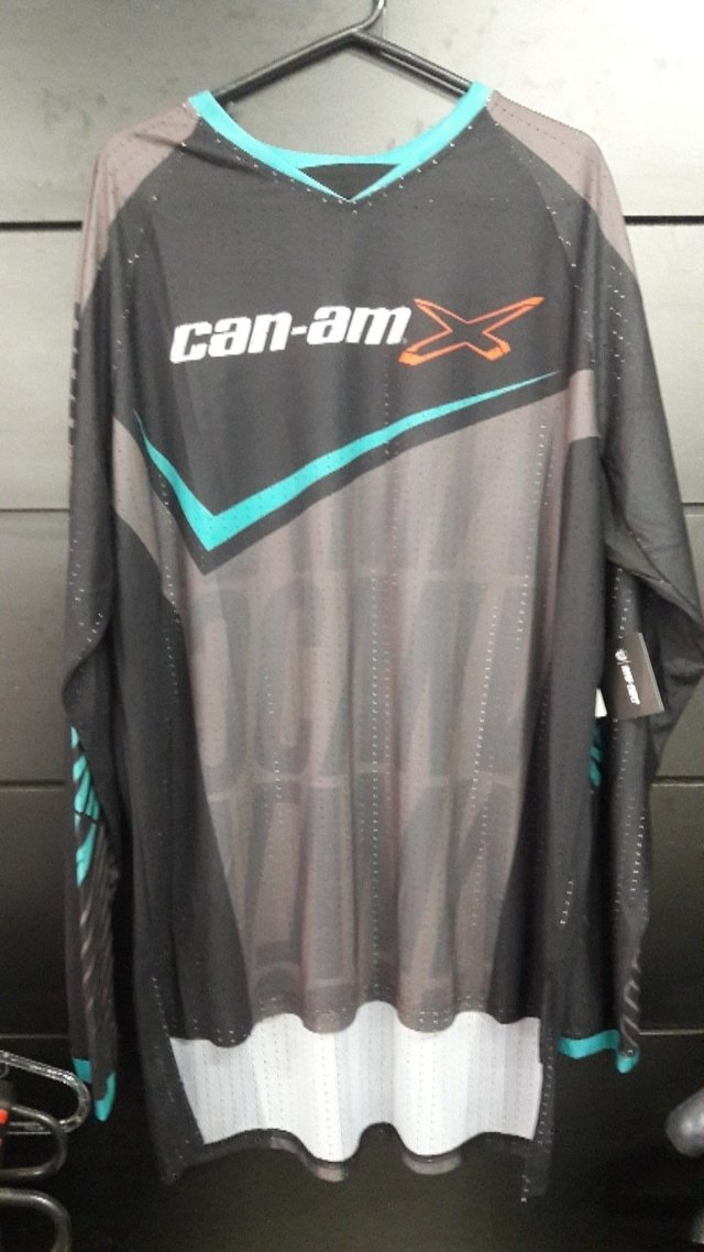 Camiseta Can-am X-race