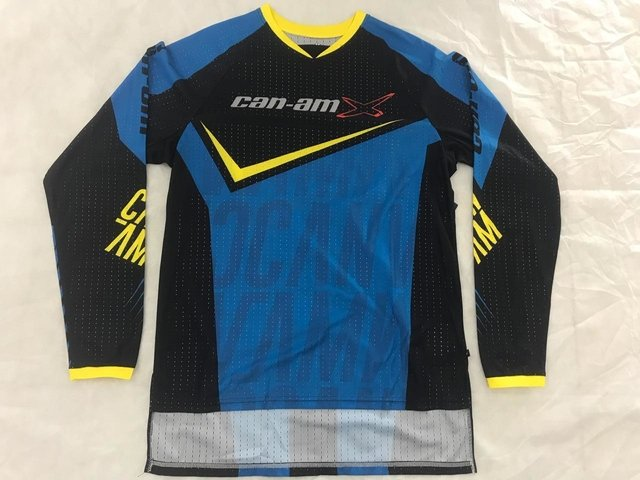 Camiseta Can-am X-race na internet