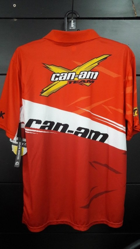 Polo X-race Can-am Masculino - comprar online