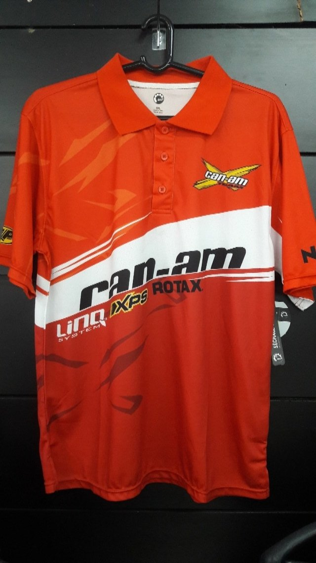 Polo X-race Can-am Masculino