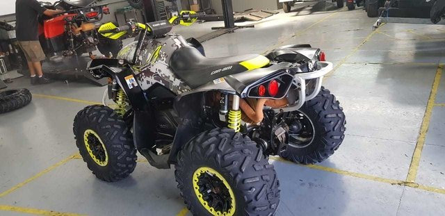 Quadriciclo Renegade - Marrsul Power Sports