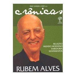 Crônicas de Rubem Alves - Religião, Mund...