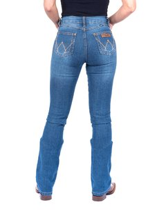 CALCA JEANS LYCRA C/MEDIA BOOT FLARE - 09MWZMS32 - comprar online