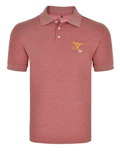 POLO WRANGLER WESTERN COLLECTION - VERMELHA - WM58519