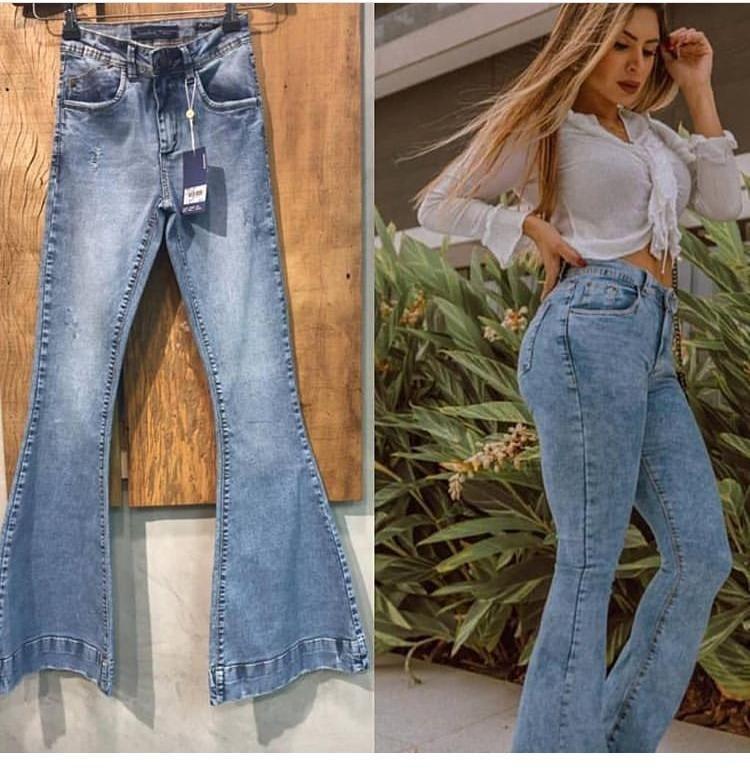 cd5454faa Calça Flare Dardak - Comprar em AB Store Jeans