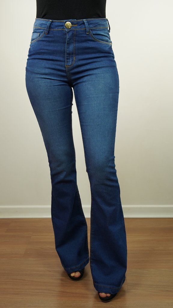 75c935483 Calça Flare Five Jeans - Comprar em AB Store Jeans