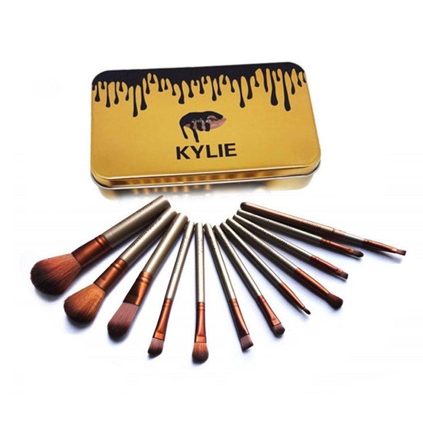 Kylie Bronze Set Brochas x12