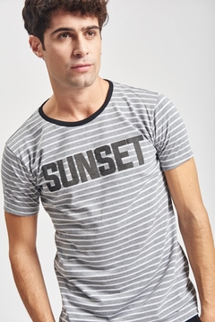 REMERA SUNSET