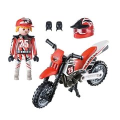 Playmobil Special Plus Motocross 9357 en internet