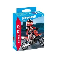 Playmobil Special Plus Motocross 9357
