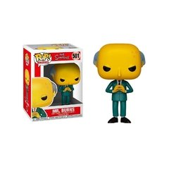Funko Pop #501 The Simpsons - Mr Burns