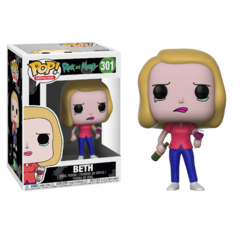 Funko Pop! Rick and Morty - Beth #301