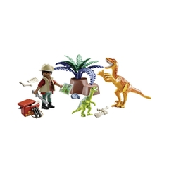 Playmobil Maletin Dinos 70108 en internet