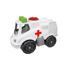 Mini Ambulancia Emergencia Duravit