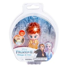 Frozen 2 whisper and glow Sopla y brilla princesa conelada Anna