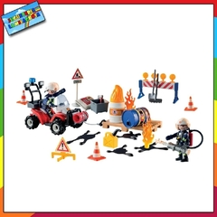 Playmobil Calendario De Adviento Bombero en internet