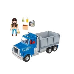 Playmobil 5665 City Action Camion Volcador Original