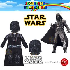 Disfraz Star Wars Darth Vader New Toys Disney