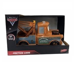 Auto a friccion Cars Mate Disney Toy Maker 7100