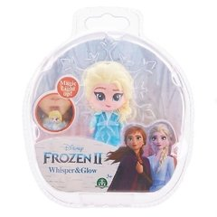 Frozen 2 whisper and glow Sopla y brilla princesa conelada Elsa