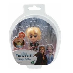 Frozen 2 whisper and glow Sopla y brilla princesa conelada Kristoff