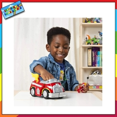 Imagen de Paw Patrol Vehiculo Transformable Marshall