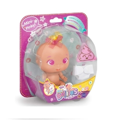 The Bellies Mini Pinky Bebote Bebe Hace Popo Interactivo Accesorios