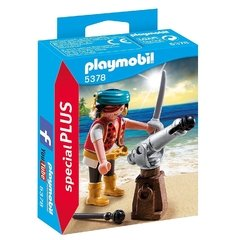 Playmobil Special Plus Pirata Con Cañon 5378