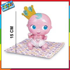 Bellies Bebe interactivo Blinky Queen 15536