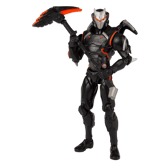 Figura Fortnite 17 cm Battle Royale Collection Omega con base y armas