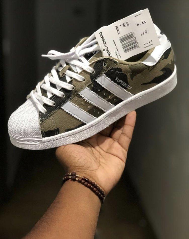 7e415112ed0 Adidas Superstar camuflado - Comprar em Outlet Dream 45