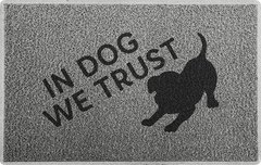 In Dog We Trust - comprar online