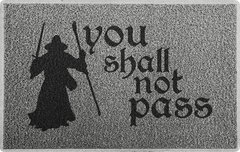 You Shall Not Pass - comprar online