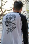 CAMISETA OLD SCHOOL PARROT